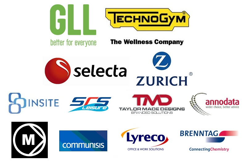 Sponsors and Supporters - GLL Sport Foundation
