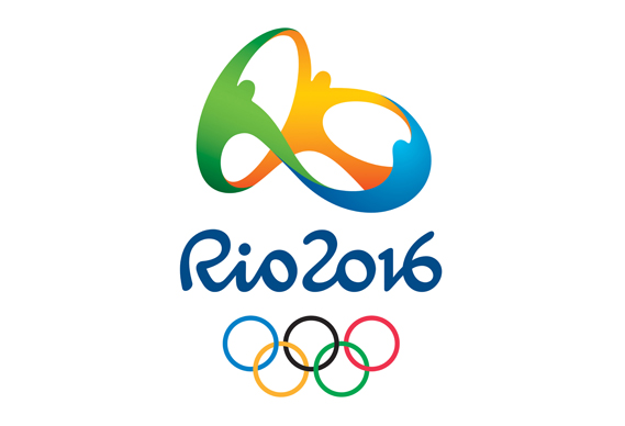 This picture released by the Rio 2016 Organizing Committee for the Olympic Games shows the emblem of the Rio 2016 Olympic Games in Rio de Janeiro, Brazil, Friday, Dec. 31, 2010. A multidisciplinary evaluation commission, formed by 12 professionals enjoying domestic and international recognition, was involved in the whole process of the emblem selection. (AP Photo/Rio 2016 Organizing Committee for the Olympic Games )