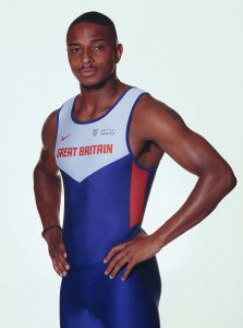 FUKUOKA, JAPAN - AUGUST 17:  (Editors note: This image has had a digital filter applied to it) Dan Bramble of British Athletics poses for a portrait during a Training Session on August 17, 2015 in Fukuoka, Japan.  (Photo by Matt Lewis - British Athletics/British Athletics via Getty Images)